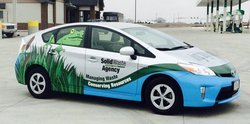 Vehicle Signs, Wraps & Decals