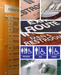ADA and Interior Signs